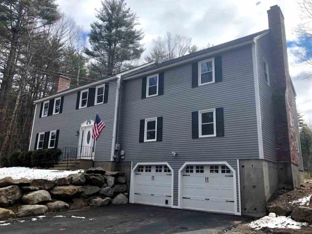 7 Cross Road, Mont Vernon, NH 03057 (MLS #4681365) :: Lajoie Home Team at Keller Williams Realty