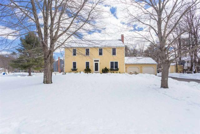 1 Carriage Drive, Exeter, NH 03833 (MLS #4681419) :: Keller Williams Coastal Realty