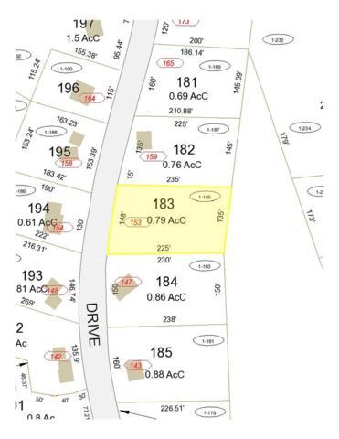 153 Mountain Drive Drive 1-185, Gilford, NH 03249 (MLS #4681712) :: The Hammond Team
