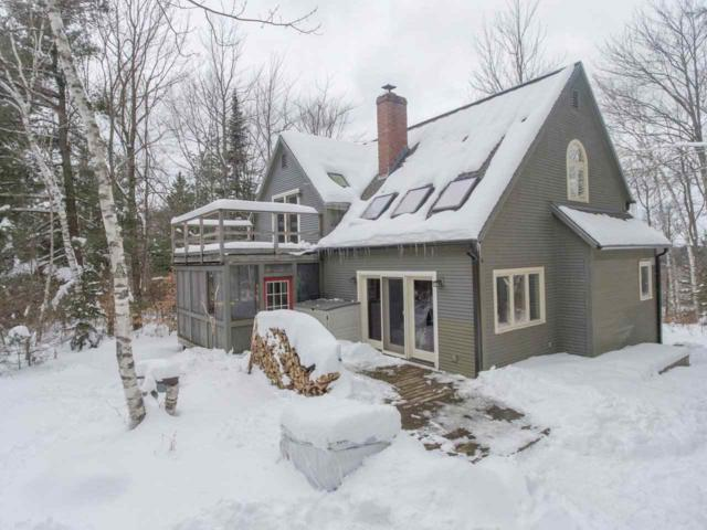 3035 South Lincoln Road, Lincoln, VT 05443 (MLS #4682033) :: The Hammond Team