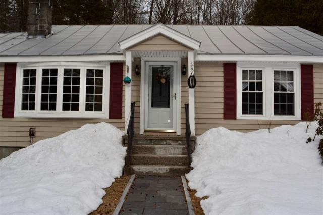 209 Meriden Road, Lebanon, NH 03766 (MLS #4682043) :: Keller Williams Coastal Realty
