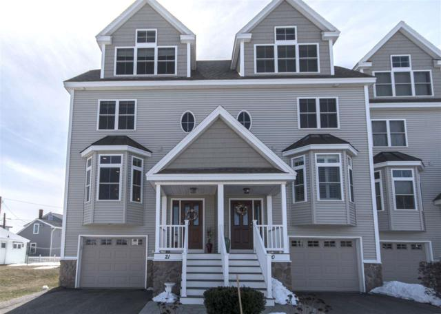 24 Harbor Road #21, Hampton, NH 03842 (MLS #4682114) :: Keller Williams Coastal Realty