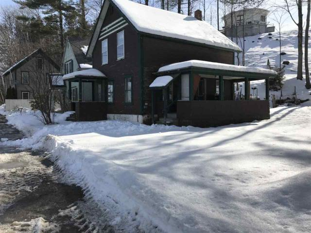 220 Park Street, Morristown, VT 05661 (MLS #4682155) :: The Hammond Team