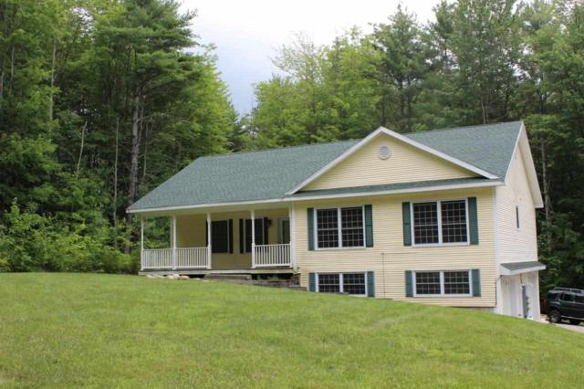260A Foggs Ridge Road, Ossipee, NH 03864 (MLS #4682165) :: The Hammond Team