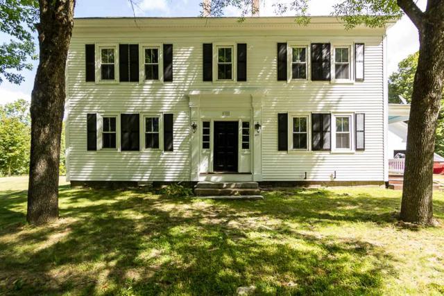 467 North Main Street, Wolfeboro, NH 03894 (MLS #4682169) :: Keller Williams Coastal Realty