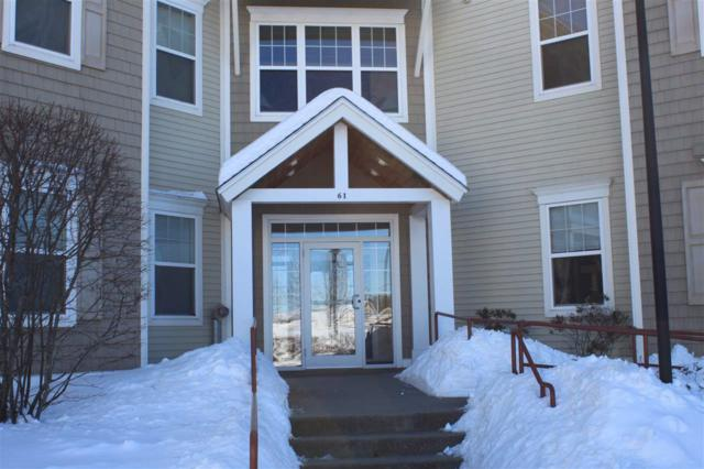 61 Pearl Street #10, Essex, VT 05452 (MLS #4682241) :: The Gardner Group