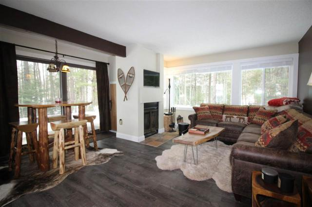 4 Sunnyside Way #1, Waterville Valley, NH 03215 (MLS #4683112) :: The Hammond Team