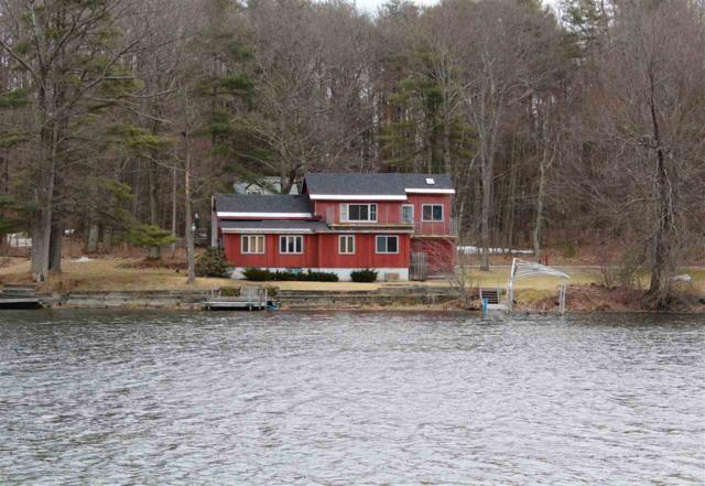 163 East Creek Road, Castleton, VT 05735 (MLS #4684730) :: The Gardner Group