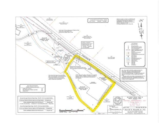 161+ Route 100 Highway, Dover, VT 05356 (MLS #4684806) :: Signature Properties of Vermont