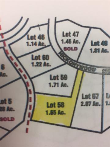 Lot 58 Hickorywood Circle #58, Meredith, NH 03253 (MLS #4685771) :: The Hammond Team