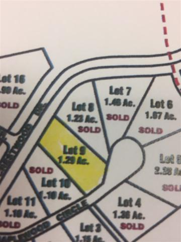 Lot 9 Maplewood Circle, Meredith, NH 03253 (MLS #4685809) :: The Hammond Team