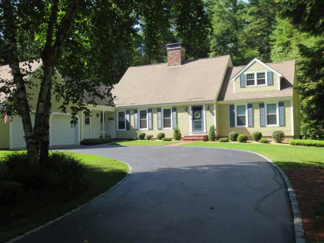 49 Governor Wentworth Road, Amherst, NH 03031 (MLS #4686107) :: Lajoie Home Team at Keller Williams Realty