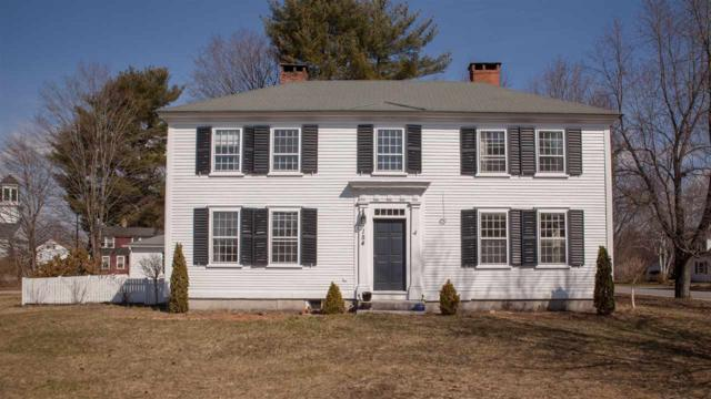 154 Amherst Street, Amherst, NH 03031 (MLS #4686224) :: Lajoie Home Team at Keller Williams Realty