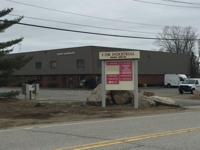 8 Industrial Park Drive #13, Hooksett, NH 03106 (MLS #4686803) :: Keller Williams Coastal Realty