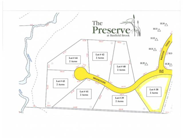 Lot 38 Brookstone Lane, Madison, NH 03849 (MLS #4687451) :: Lajoie Home Team at Keller Williams Realty