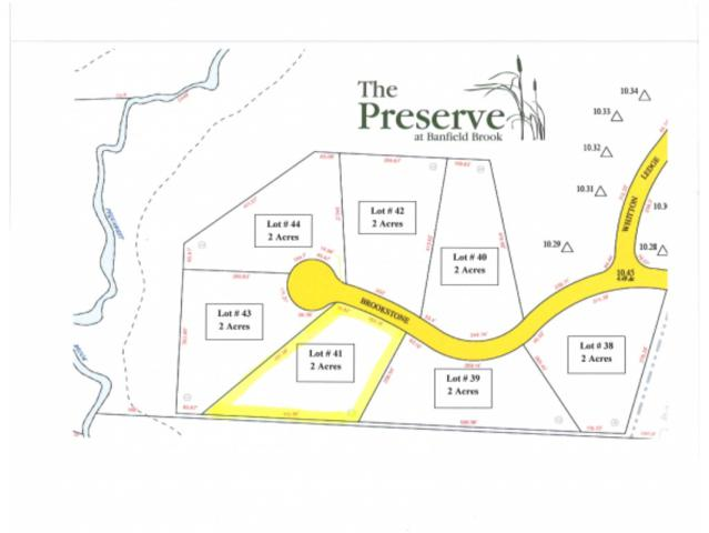 Lot 41 Brookstone Lane, Madison, NH 03849 (MLS #4687459) :: Signature Properties of Vermont