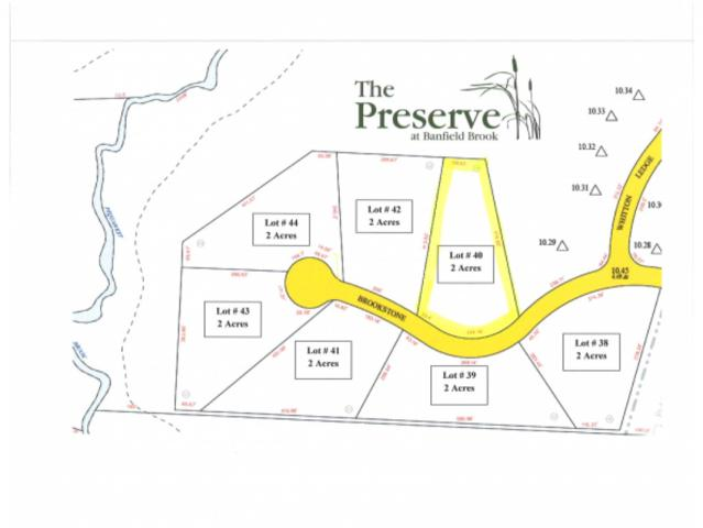 Lot 40 Brookstone Lane, Madison, NH 03849 (MLS #4687480) :: Lajoie Home Team at Keller Williams Realty