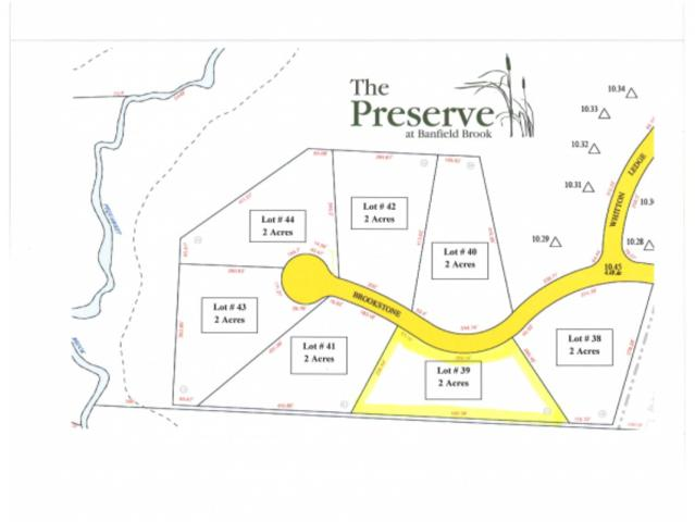 Lot 39 Brookstone Lane, Madison, NH 03849 (MLS #4687483) :: Signature Properties of Vermont