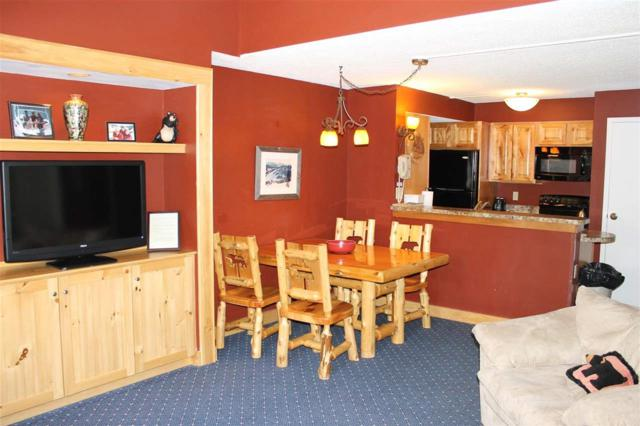 23 Black Bear Road #325, Waterville Valley, NH 03215 (MLS #4687869) :: The Hammond Team