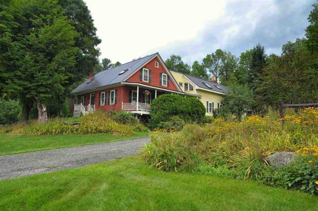 3376 Mountain Road, Stowe, VT 05672 (MLS #4691094) :: Keller Williams Coastal Realty