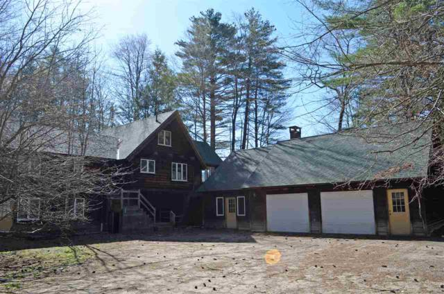 1358 Route 100 North, Ludlow, VT 05149 (MLS #4691265) :: The Gardner Group