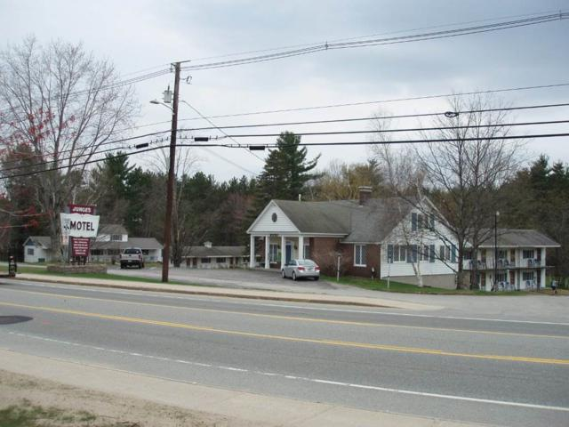 1858 White Mountain Highway, Conway, NH 03860 (MLS #4691974) :: Keller Williams Coastal Realty