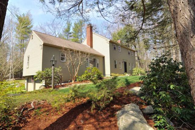 18 Colonial Way, Exeter, NH 03833 (MLS #4692457) :: Keller Williams Coastal Realty