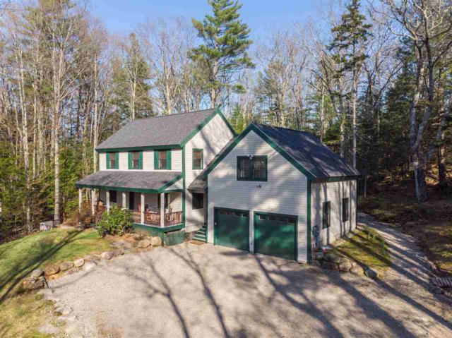 201 Snowood Drive, Thornton, NH 03285 (MLS #4692530) :: Keller Williams Coastal Realty