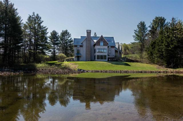 818 South Hill Road, Ludlow, VT 05149 (MLS #4692609) :: The Gardner Group