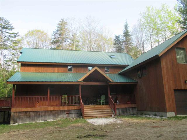 140 Sherwood Forest Road, Londonderry, VT 05148 (MLS #4692783) :: The Hammond Team