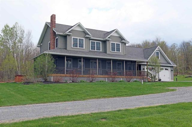 146 Allen Irish Rd Road, Westford, VT 05494 (MLS #4692965) :: The Gardner Group