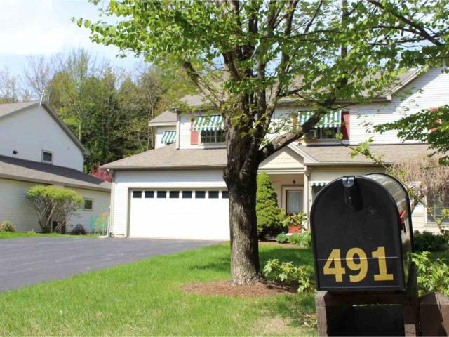 491 Meadowrun Road, Williston, VT 05495 (MLS #4693129) :: The Gardner Group
