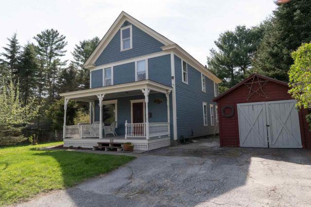 62 Cross Street, Northfield, VT 05663 (MLS #4693487) :: The Gardner Group