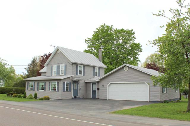 35 Spring Street, Swanton, VT 05488 (MLS #4693528) :: The Gardner Group