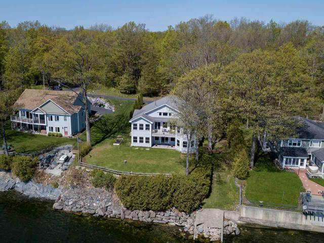 16 Sunrise Lane, Grand Isle, VT 05458 (MLS #4693601) :: Hergenrother Realty Group Vermont
