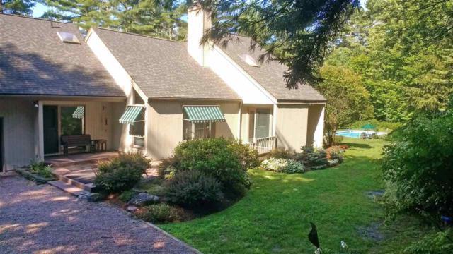 427 Houston Farm Road, Stowe, VT 05672 (MLS #4693813) :: Lajoie Home Team at Keller Williams Realty