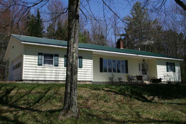 706 Thompson Hill Road, Hyde Park, VT 05655 (MLS #4693922) :: Hergenrother Realty Group Vermont