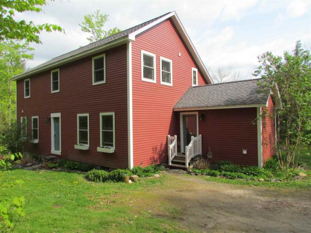 574 Spring Hill Road, Waitsfield, VT 05673 (MLS #4694244) :: The Gardner Group