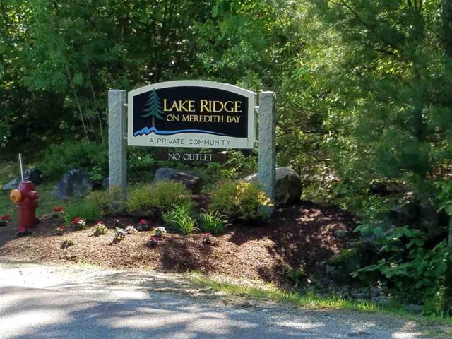Lot 4 Mountain Ridge Drive, Meredith, NH 03253 (MLS #4694344) :: Keller Williams Coastal Realty