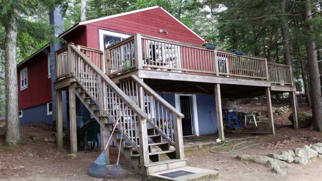 571 Mcdaniel Shore Drive, Barrington, NH 03825 (MLS #4694420) :: Keller Williams Coastal Realty
