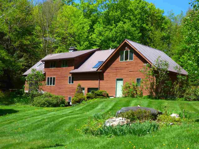 282 Slayton Farm Road, Stowe, VT 05672 (MLS #4694432) :: Hergenrother Realty Group Vermont