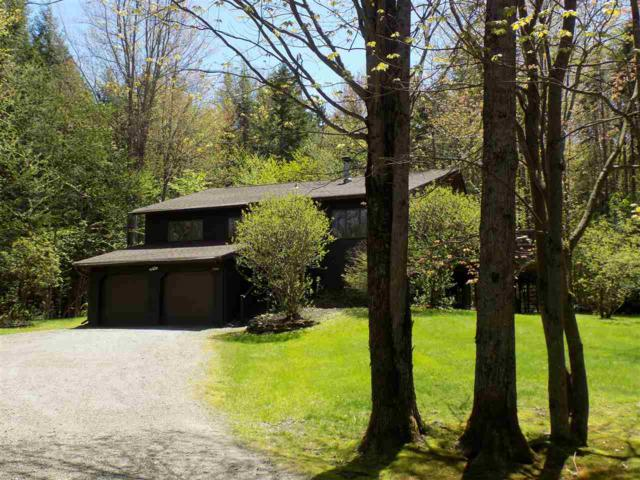 4055 Elmore Mountain Road Road, Elmore, VT 05661 (MLS #4694443) :: Hergenrother Realty Group Vermont