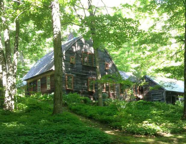 4329 Sweet Pond Road, Guilford, VT 05301 (MLS #4694456) :: The Gardner Group