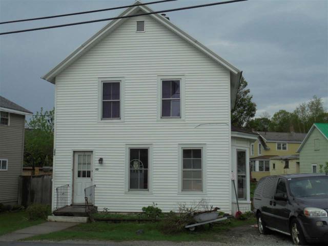 45 Chapel Street, West Rutland, VT 05777 (MLS #4695241) :: The Gardner Group
