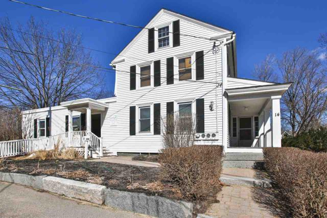 14 Bow Street, Exeter, NH 03833 (MLS #4695290) :: Keller Williams Coastal Realty