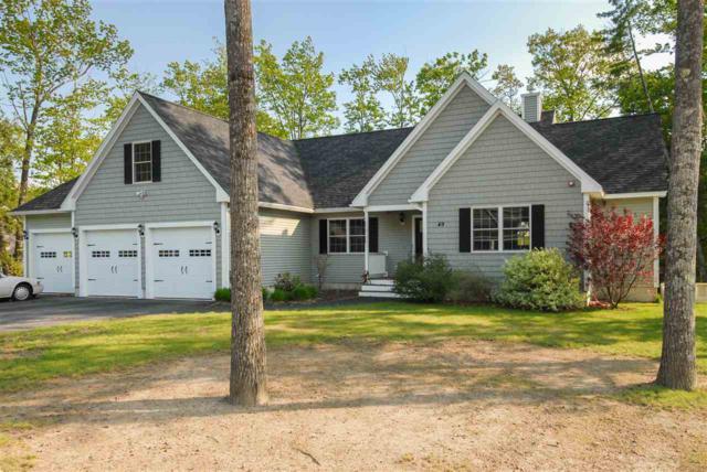 49 Laredo Lane, Rochester, NH 03867 (MLS #4695869) :: Keller Williams Coastal Realty