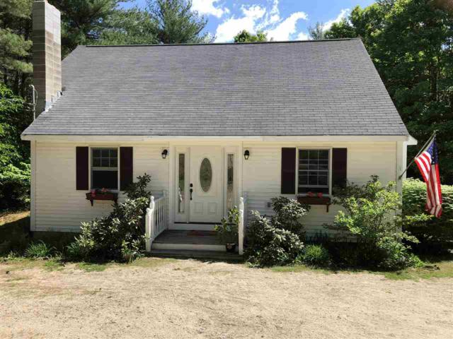 49 Henry Drive, Effingham, NH 03882 (MLS #4697087) :: The Hammond Team