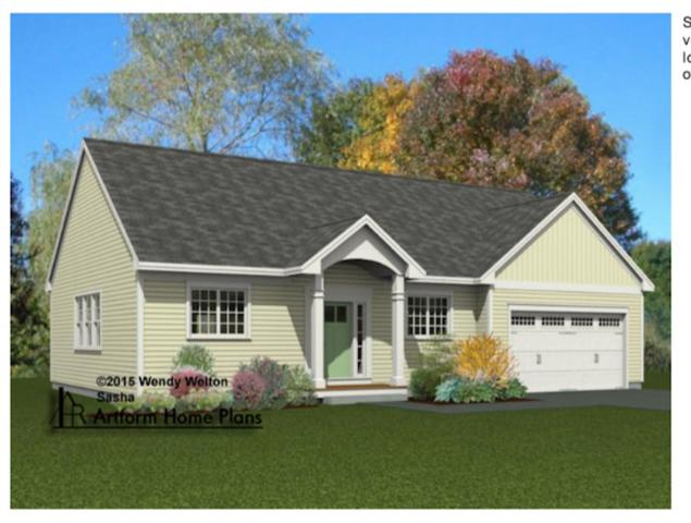 Lot 52 Sunningdale Drive #52, Somersworth, NH 03873 (MLS #4698433) :: Keller Williams Coastal Realty