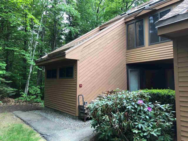 16 Hillside Way C4 Way C4, Waterville Valley, NH 03215 (MLS #4699270) :: Keller Williams Coastal Realty