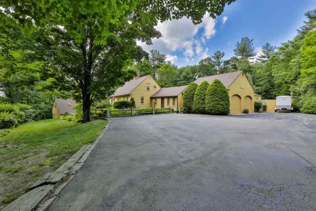 21 Meetinghouse Hill Road, Brookline, NH 03033 (MLS #4699815) :: Lajoie Home Team at Keller Williams Realty